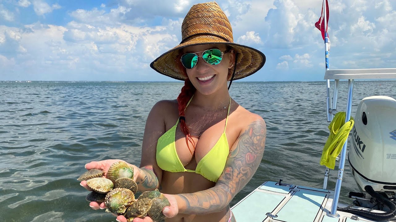 Catching Scallops! + Tips for 1st Timers! | Pasco County, FL