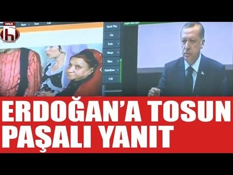 Muharrem İnce Erdoğan'a Tosun Paşalı...