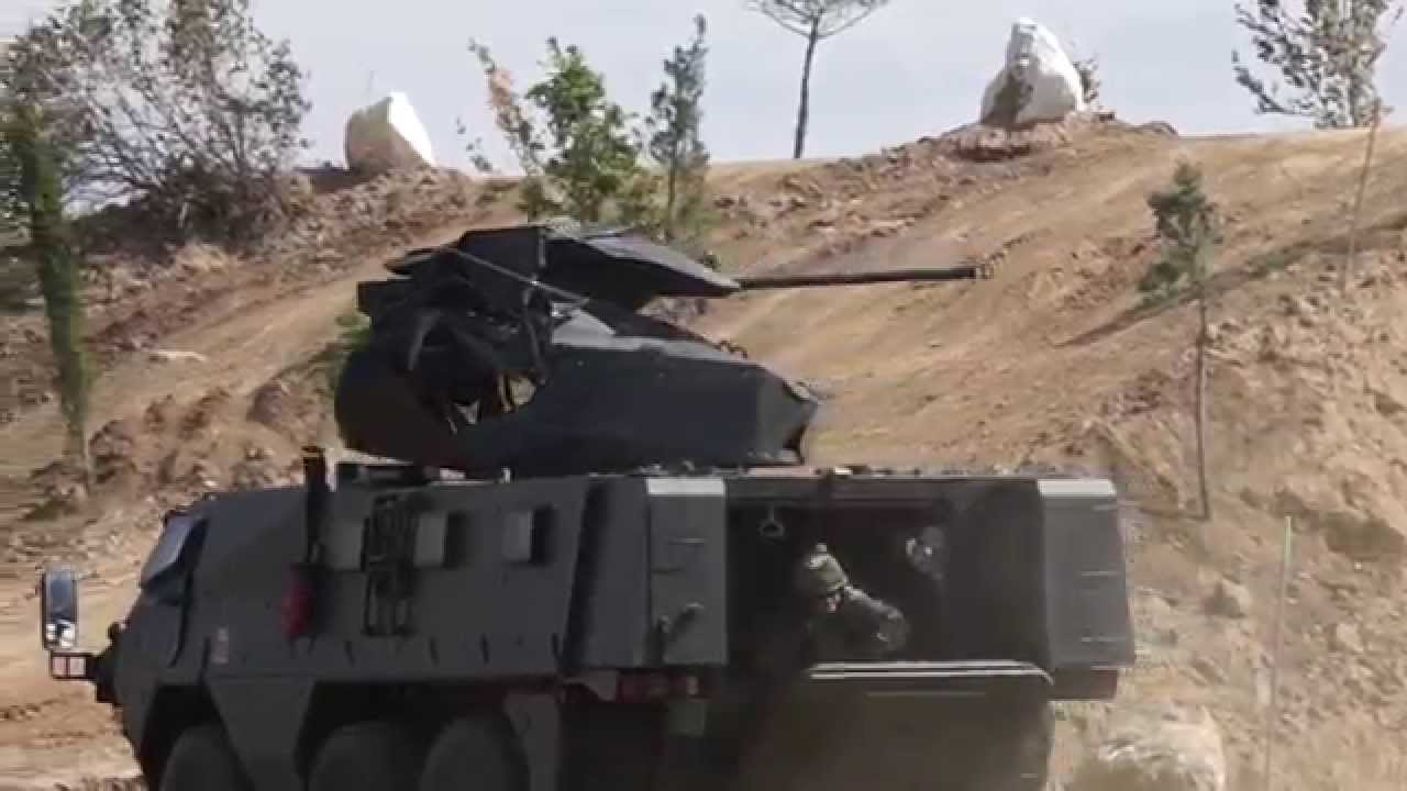 Armoured Vehicles For Sale >> VAB Re-armoured vehiclesVAB Mk3 - YouTube
