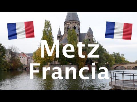 FRANCIA / ¡Explorando Metz!