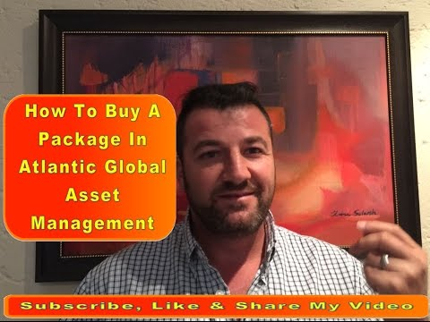 How To Buy A Package In Atlantic Global Asset Management  - Questra Holdings - Passive Income Ideas