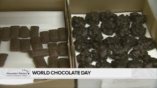 Social Scene: World Chocolate Day