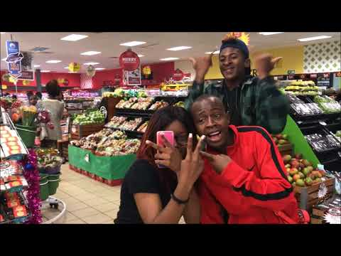 BUMPED INTO THE COOLEST GUY IN LUSAKA! VLOGMAS DAY 15 | Nyemba
