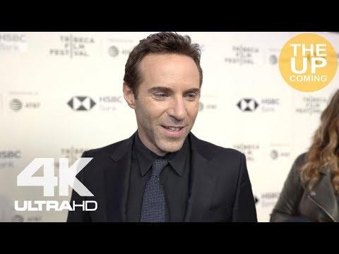 Alessandro Nivola interview at Disobediencepremiere – Tribeca Film Festival 2018