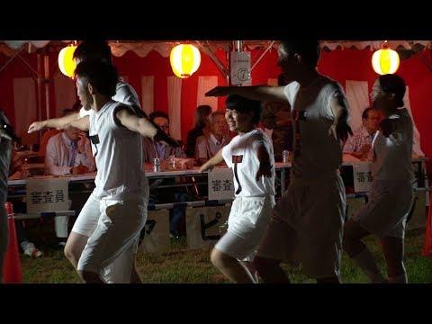 活躍する自衛隊 旭川駐屯地盆踊り大会2019