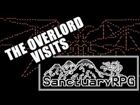 The Overlord Visits: SanctuaryRPG - A Unique Experience