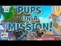 Puppy Dog Pals: Pups on a Mission - Surfin' Pups (Disney Junior Games)