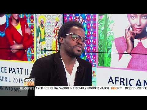 ARISE TV  | Interview of Pierre-Christophe Gam by Jayson Mansaray