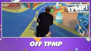 OFF TPMP : Cyril fait des cascades en trottinette et se bat avec Benjamin