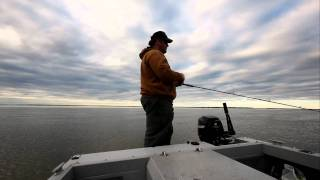 Fishing the Horn River NWT