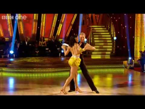 Strictly Come Dancing 2009 - S7 - Week 1 - Show 2 - Jade Johnson - Cha Cha Cha