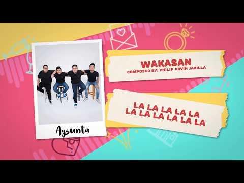 Wakasan - Agsunta | Himig Handog 2018 (Official Lyric Video)