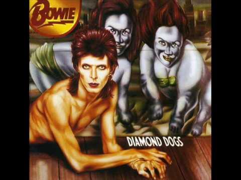 David Bowie - Rebel Rebel W/ Lyrics