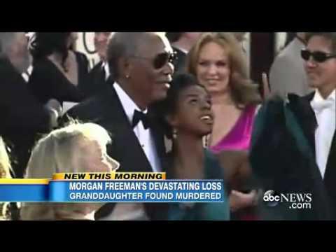 Arrest Made In The Murder Of Morgan Freeman's Step-Granddaughter