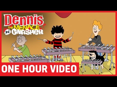 Dennis the Menace and Gnasher |  Series 2 | Episodes 37-42 (1 Hour)