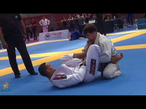 Fellipe Silva vs Nick Schrock / Mexico City Winter Open 2018