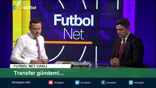 Futbol Net 31 Temmuz 2019