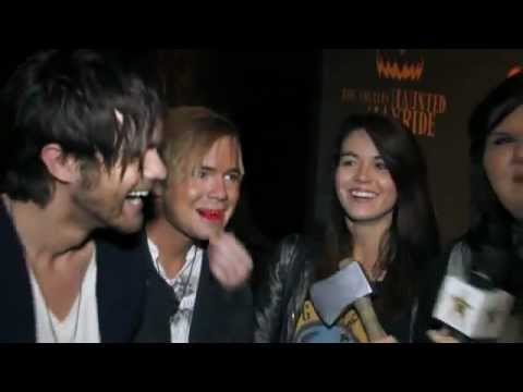 Thomas Dekker all about evil interview