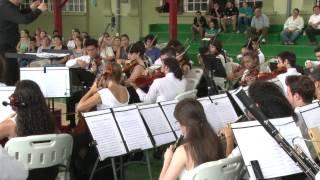 """SINEM Orquesta Manuel María Gutiérrez 2015  """"Marte"""" de Gustav Holst -"""