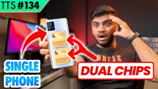 This Smartphone has dual Chip inside it😱😵   TTS Tech News #134