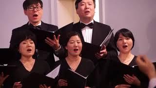 [아멘넷] 청지기부부합창단 창단 연주회 - 앵콜 합창