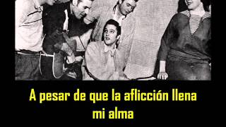 ELVIS PRESLEY -  I just can´t make it by myself ( con subtitulos en español )  BEST SOUND