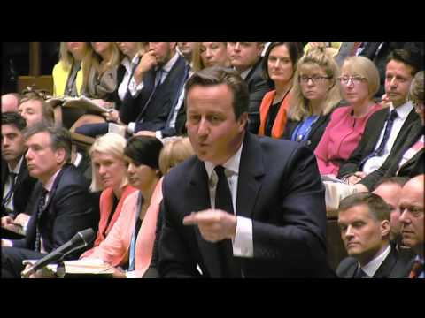 Prime Minister's Questions: 21 October 2015