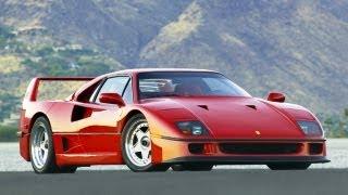 Top 10 Ferrari Cars