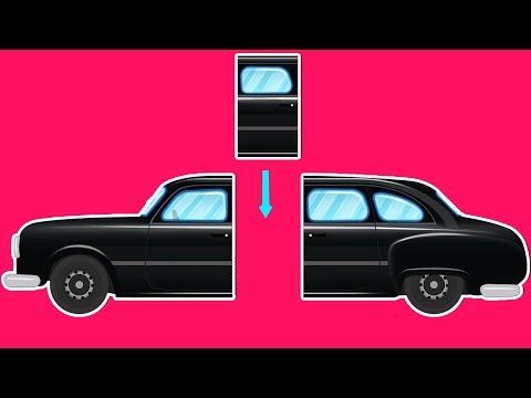 Kids Playtime | Car Garage | Convertible Garage | London Taxi to Limousine | Cartoon Garage Videos