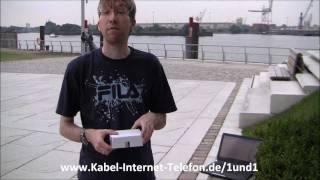 1&1 Mobile WLAN Hotspot zur 1und1 Notebook Flat / Flatrate für unterwegs