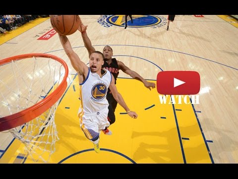 Stephen Curry Warriors Dunk Compilation