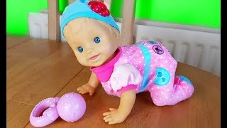 Talking Interactive Baby Doll Toys Review Kids Song