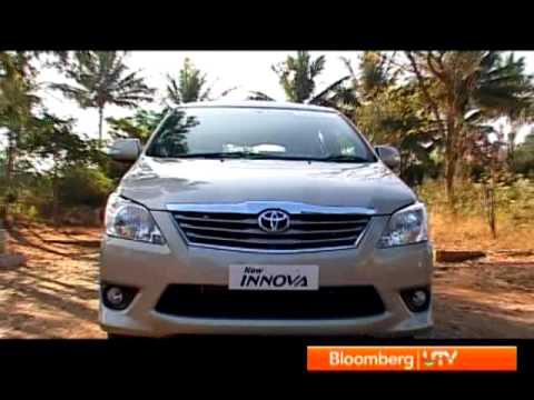 New 2012 Innova, Fortuner review by Autocar India