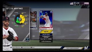FIRST PACK DIAMOND PULL! (MLB The Show 19: Diamond Dynasty) thumbnail