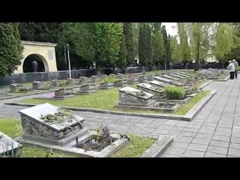 Шок! Путин похоронен во Львове !