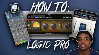 do this before recording vocals | in logic pro x