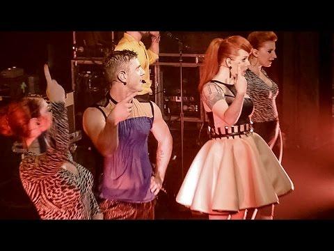 Scissor Sisters - Let's Have A Kiki Live @ Le Trianon, Paris, 2012