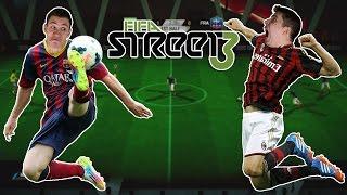 KIVÉDHETETLEN SZUPER GÓL, MIVAAAN?! | FIFA Street 3 #4