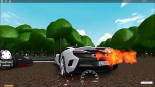 ROBLOX: McLaren 675LT & Centenario (Revs,Drive,Owner Joins!)