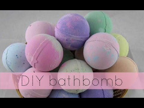 Diy bath bombs youtube diy bath bombs solutioingenieria Choice Image