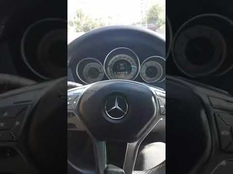 Mercedes araba snap