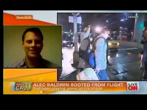 Download Youtube: CNN - Alec Baldwin booted from American Airlines