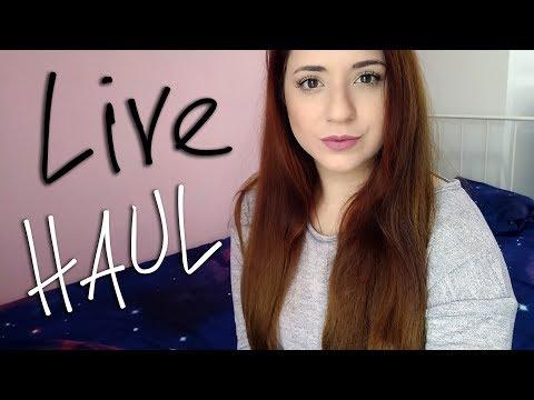 ❥ LIVE HAUL | ΕΠΙΚΑ ΠΡΑΓΜΑΤΑ!