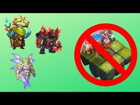 Castle Clash - The Basics Of LBF