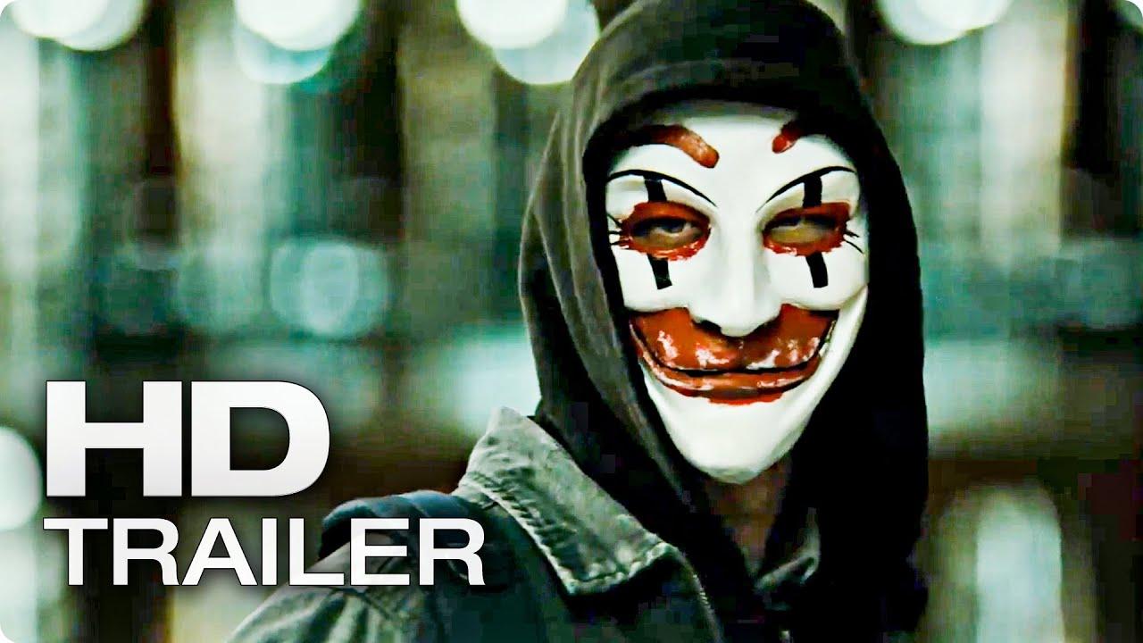 Who Am I Kein System Ist Sicher Trailer Deutsch German Hd
