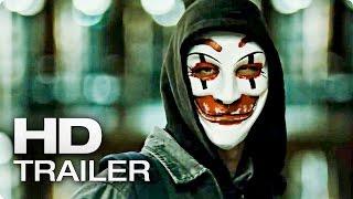 WHO AM I - KEIN SYSTEM IST SICHER   Trailer Deutsch German [HD]