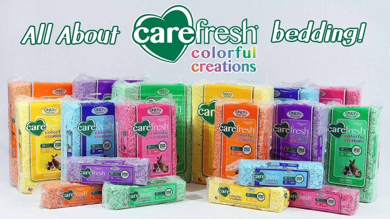 feed freshmarine ltr bedding care fresh yellow bed com carefresh colors each