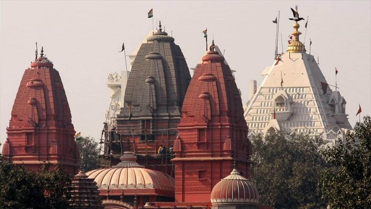 Shri Digambar Jain Lal Mandir, New Delhi, Delhi, India ...