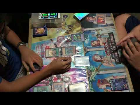 Yu-Gi-Oh! Weekly Tournament FINALS: Ivan Perida (Infernoid) VS Lyon Weisel Cu (ABC)