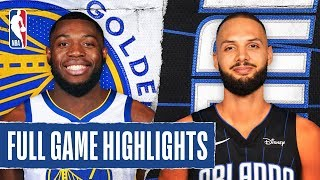 WARRIORS at MAGIC | FULL GAME HIGHLIGHTS | December 1, 2019